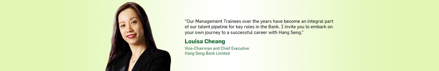 Management Trainee Programme - Hang Seng Bank
