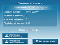 Quick Cash / Cheque Deposit Machine - Hang Seng Bank